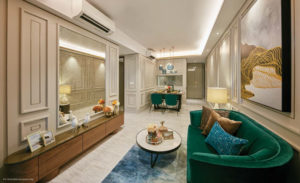 pullman residences-showflat-picture