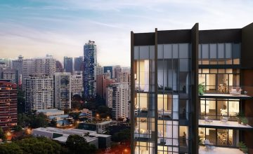 Pullman Residences Cityscape_view